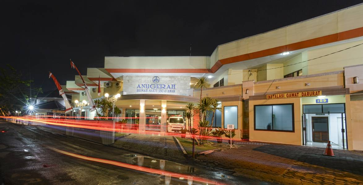 Anugerah Women Children Hospital Semarang